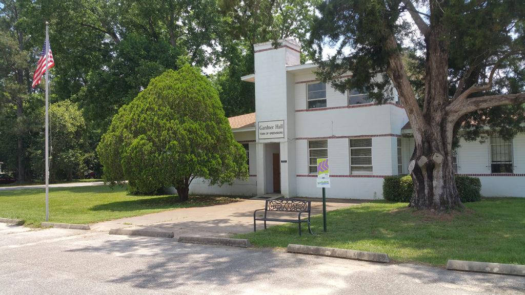 Gardner Hall<br>Greensboro Town Hall